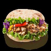 Chicken kebab lepinja – mala