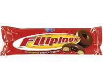 Fillipino Chocolate Negro Artiach 135g