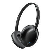 Audífonos Bluetooth con micrófono Philips SHB4405BK