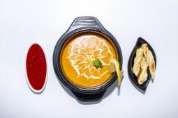 Чечевичный крем-суп  (400 гр.)