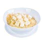 Medio tigrillo sencillo (solo queso)