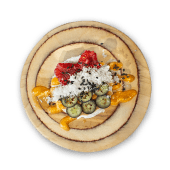 Macadamia Miso Cheesecake