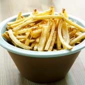 1/2 kg. de patatas fritas