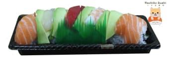 Rainbow Roll Surimi