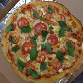 Піца Маргарита de Lux