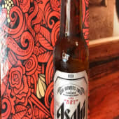 Cerveza Asahi Japonesa, 0.33L