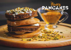 Honey Pancake