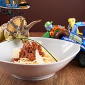 Mini špageti bolognese