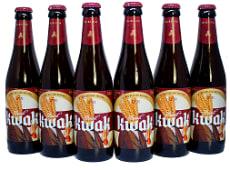 Pack de cervezas kwak