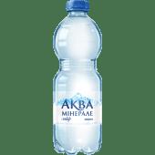 Мiнеральна вода Аква Мiнерале негазована пляшка (0,5л)