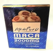 Maca (2000 mg.) Estado Puro