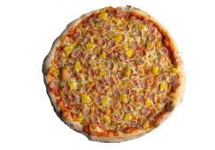 Pizza Hawaiana (Familiar)