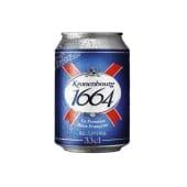 Cerveza de importación (33 cl.)