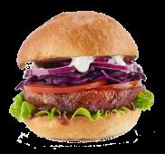 Vegan Burger + piće = krumpirići Gratis