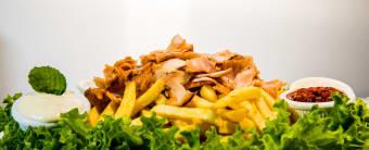 Carne cu cartofi