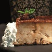 Pudding casero