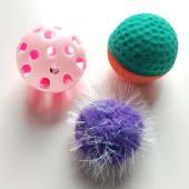 Cat Play balls