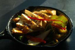 Соба з тофу та овочами (300г)