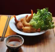 Beignet de crevettes (4 pièces)