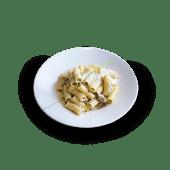 Rigatoni al tartufo nero (trufa negra)