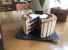 Торт Снікерс (100г)