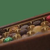 Caja de bombones y trufas (12 uds.)