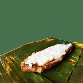 Maduros con queso