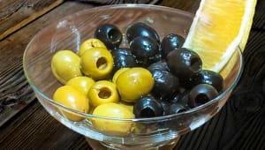 Оливки, маслини (100/15г)