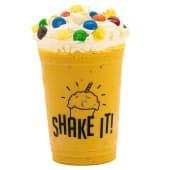 Shake de mango con leche, mashmellow y M&M (16 oz.)