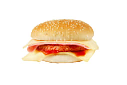 Menu Hambúrguer S