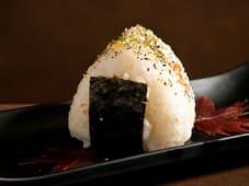 Onigiri Spicy Salmon