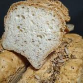 Pan de molde con semillas (480 g.)
