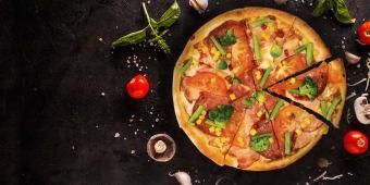 Піца Мехіко (640г)