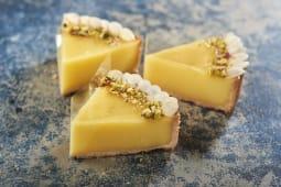 Тарт лимонний (1порція)