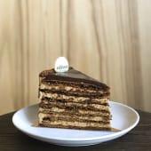Карамельно - Кавовий торт (165г)