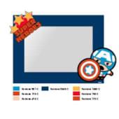 Marvel Photo Frame (Captain America)