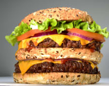 Doppio maxxxi burger