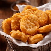 Nuggets de pollo (9 uds.)