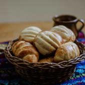 Pan dulce paquete (bolsa de 10 uds.)