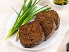 Хліб смачний(чорний, житній) (1шт)