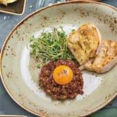 Тартар із мармурової яловичини (170г)