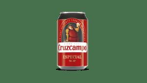 Cerveza Cruzcampo (33cl)