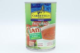 Tomate Triturado Carretilla 400 Gramos.