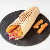 Mozzarella sticks regular Wrap