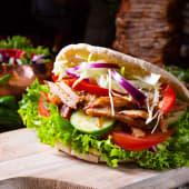 Döner Kebab De Ternera