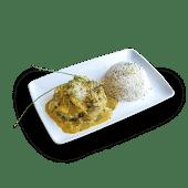 Curry de coco