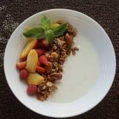 Гранола з фруктами (350г)
