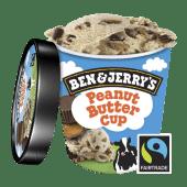 B&J's Peanut Butter 465 ml