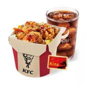 Sweet chili riža menu (standard)