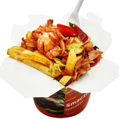 Kebab Box z kurczakiem